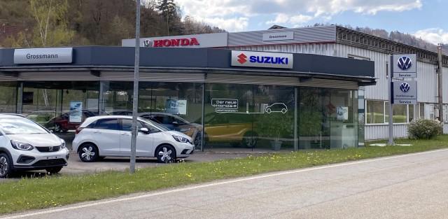 Autohaus Grossmann  jetzt auch Service für Volkswagen Pkw und Volkswagen Nutzfahrzeuge