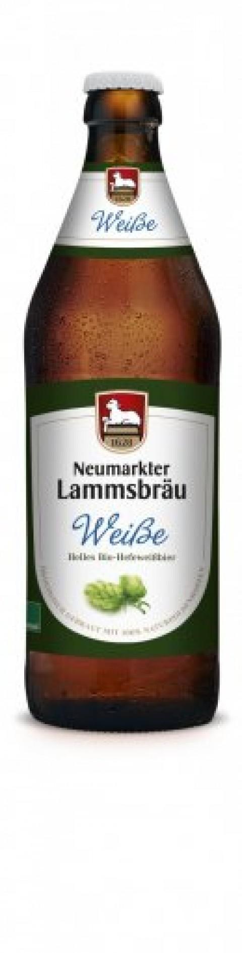 Lammsbräu Hefeweizen 'Weiße'