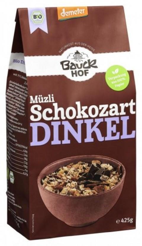 Bauckhof Schokozart Müsli