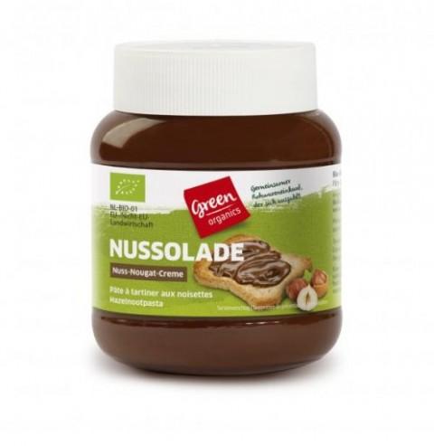 Green Organics Nuss-Nougatcreme
