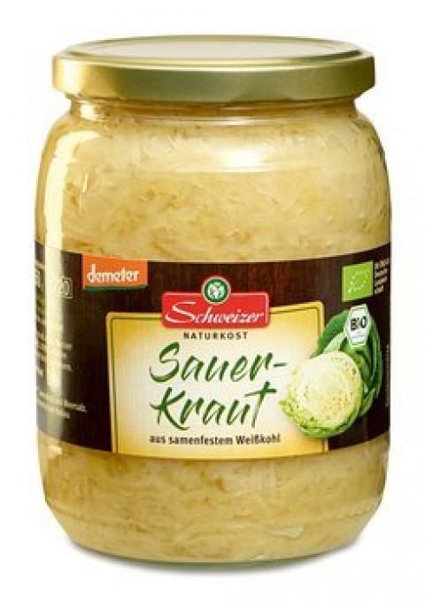 Schweizer Sauerkraut samenecht