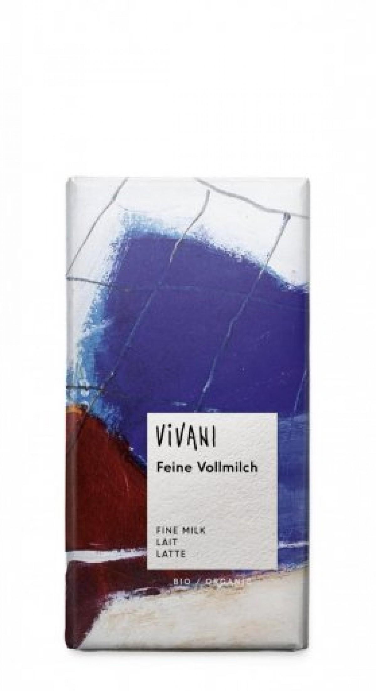 Vivani Feine Vollmilchschokolade