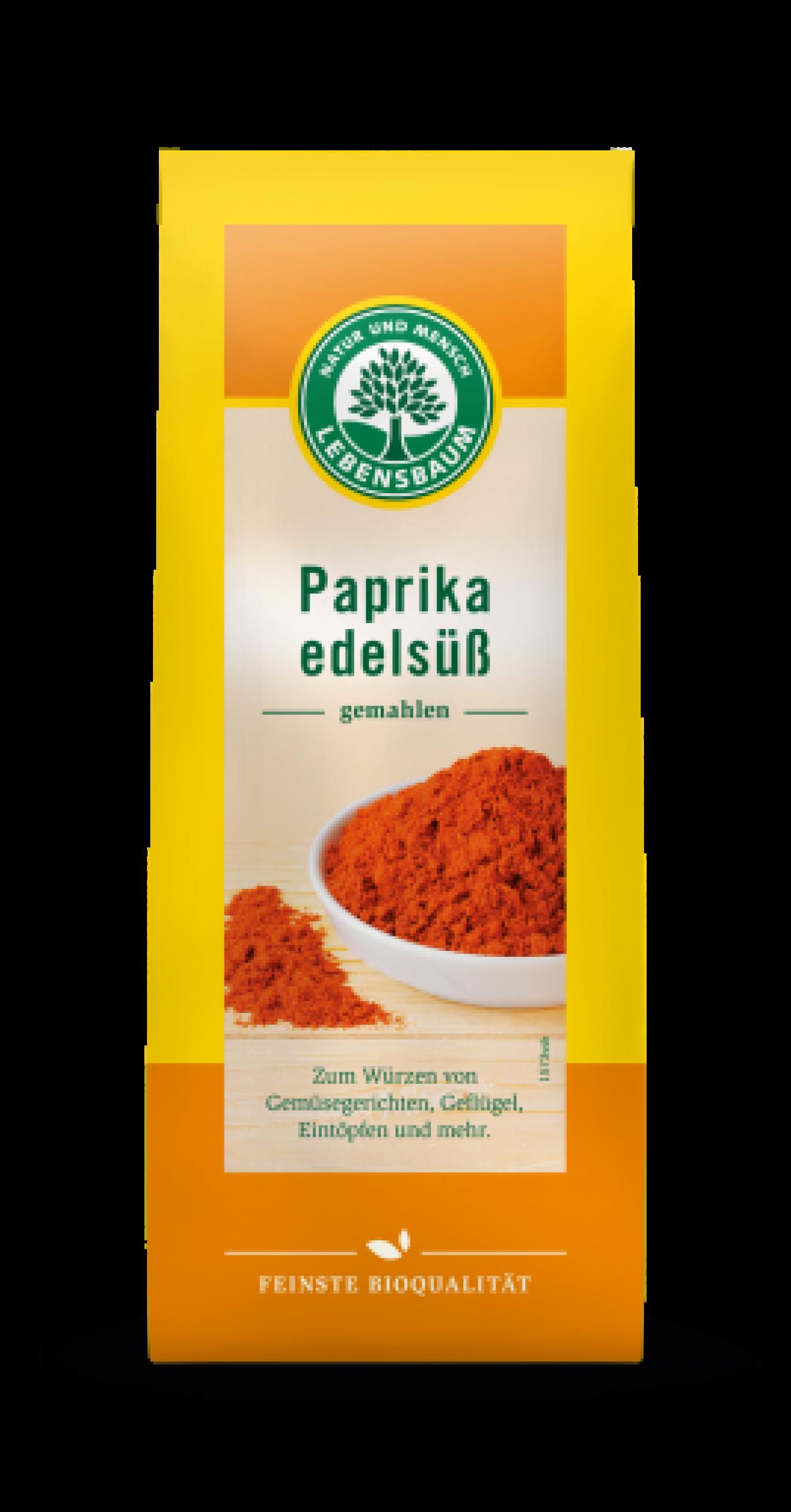 Lebensbaum Paprika edelsüß 50g
