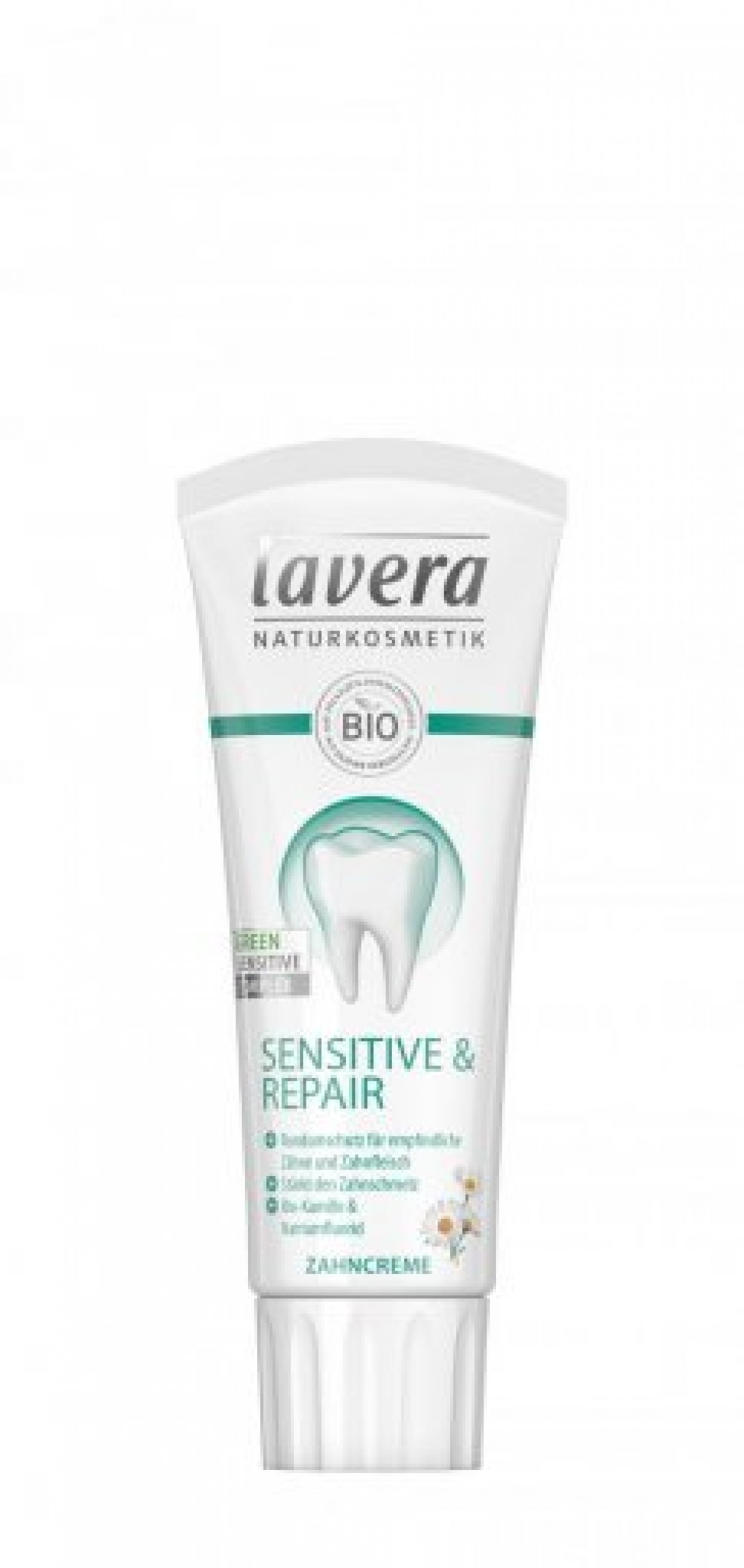 lavera Zahncreme sensitiv & repair